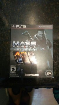 Mass Effect Trilogy - PS3 Toronto, M3A 1Y8