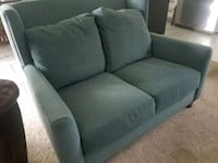 Twin teal love seats Redlands, 92374