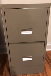 Two drawer metal filing cabinet Gettysburg, 17325