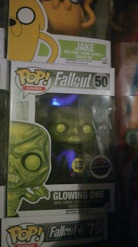 Glowing one fallout funko pop! Bristol, 02809