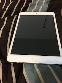 White ipad with Blue case