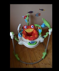 Fisher Price Jumperoo hardly used  London, N5Y 4H9