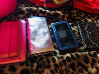 Women wallets and phone clutches Wichita, 67203