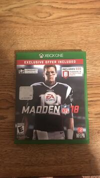 Madden 18 game Hermantown, 55811