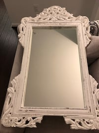 Decorative mirror from HomeGoods Leesburg, 20175