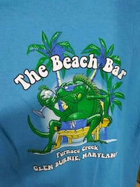 The Beach Bar t shirt