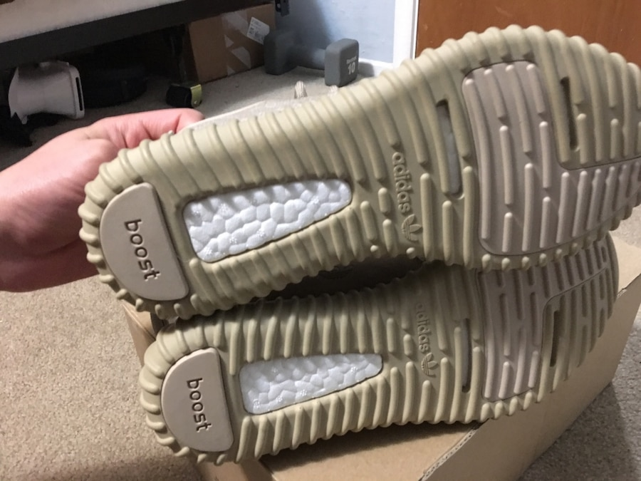 Used Adidas Yeezy Boost 350 V1 Oxford Tan in Castro Valley