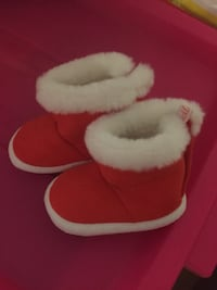 Baby boots and moccasins  Toronto, M5T 3M3