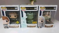 three Pop ! vinyl figures Whitby, L1N 1B2