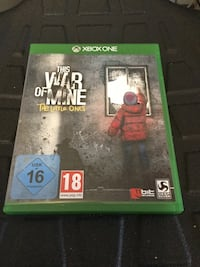 Xbox one this war of Mine Langen, 63225