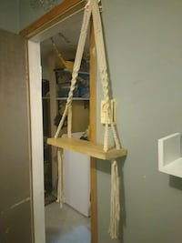 **REDUCED **Hanging shelves Surrey, V3T