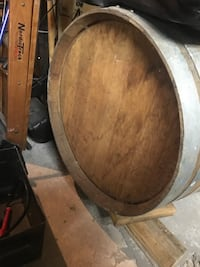 Wine barrel very nice condition no leaks French oak Woodstock, N4S 8X2