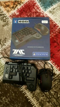 Hori T.A.C PS4 VE PS3