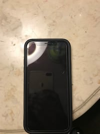 space gray iPhone 6 with black case Schenectady, 12303