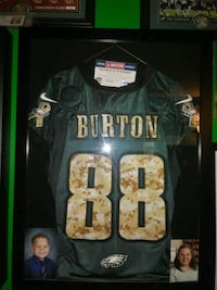 Eagles practice worn and autographed jersey Bealeton, 22712