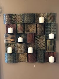 WOVEN CANDLE DISPLAY North Dumfries, N0B