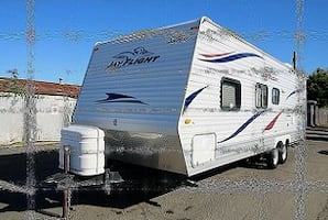 2010 Jayco Jay Flight  mmaculately kept well taken care of bumper hitch camper.