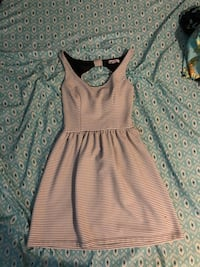Candies stripped dress