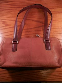 New Fossil leather purse handbag  Toronto, M6L 1A4