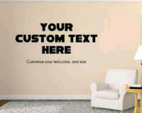 Create your own wall sticker!!!