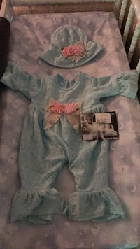 Baby girl 3 mos outfit brand new  Youngstown, 44512