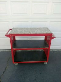 Alltrade tool cart