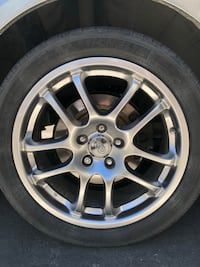 "18"" OEM INFINITI RIMS with Tires Toronto"