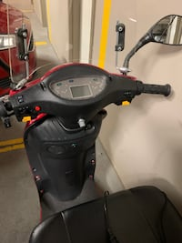Daymak Rickshaw Electric Mobility Scooter - Excellent condition
