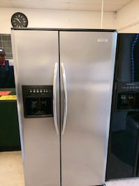 Stainless steel side by side refrigerator  Canton, 44705