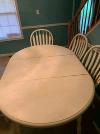 Kitchen Table with 6 chairs  Front Royal, 22630
