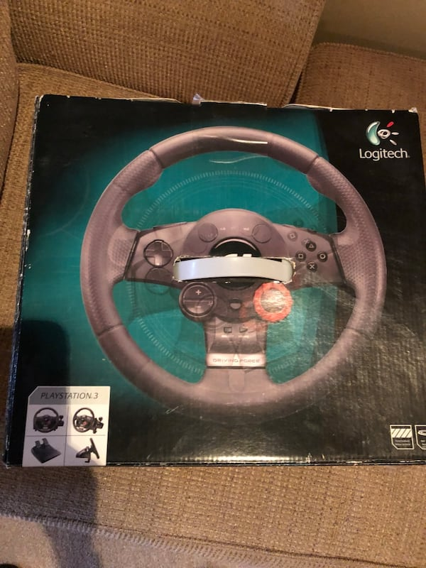 Steering wheel console for PlayStation 3 for racing games!!! d0065793-cd6d-439c-ba09-add4ccb458b1