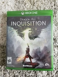 XBOX ONE- INQUISITION Mississauga, L4W 2L9