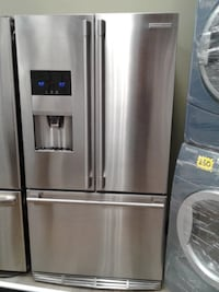 """36"""" ELECTROLUX FRENCH DOOR W/ICE MAKER STAINLESS S FRIDGE تورونتو"""