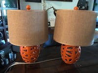 Pair of table lamps Albuquerque, 87114