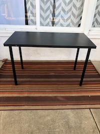 IKEA linnmon Desk Black  Los Angeles, 91423