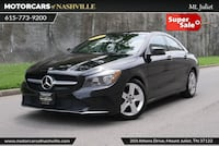 Mercedes-Benz CLA 2018 Mount Juliet, 37122