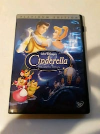 Cinderella Dvd movie 514 mi