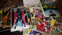 assorted Marvel comic book collection Lakewood, 90712