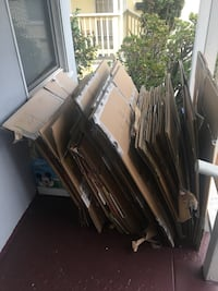 Boxes for Free!!!!!  Castro Valley, 94546