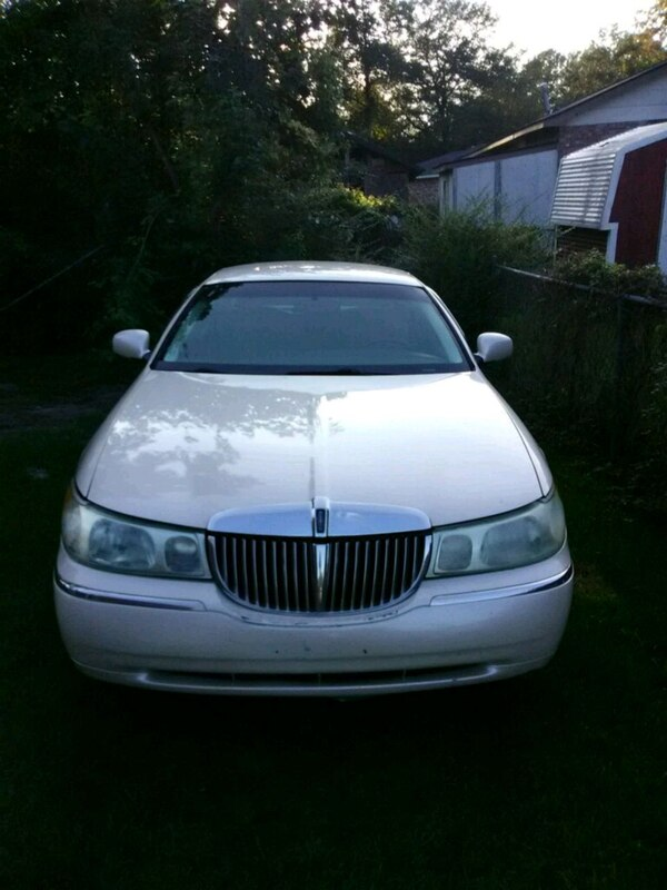 Used Lincoln Town Car 1998 For Sale In Columbia Letgo
