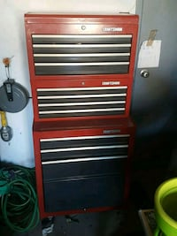 12 drawer craftsman tool chest Montréal, H8R 2M6
