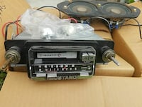 1965 mustang pioneer cassette deck with speakers Baltimore, 21222