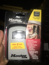 Master safe space lock  Pacifica, 94044