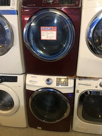 Samsung Front Load Washer&dryer set, in perfect condition  Baltimore, 21223