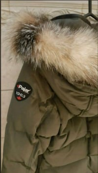 New Army colour Pajar Parka