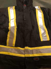 Pioneer winter work coat 2XL Lake Country