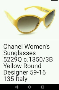 Chanel Yellow.  Rome