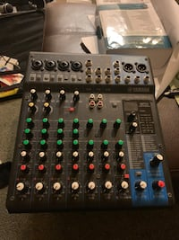 Yamaha MG10XU 10 channel mixer Louisville, 40208