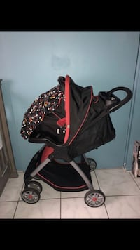 Mickey Mouse Travel System  Fountain Valley, 92708