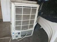 white window-type air conditioner Mississauga, L5M 3Y8